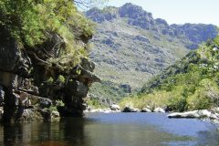 Bainskloof Hiking trails